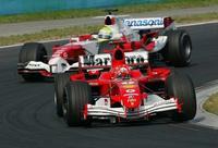 F1ハンガリーGP 2005年